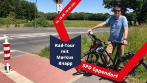 Rad-Tour durch Eppendorf mit Markus Knapp